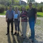 2. Platz: Team Halle 3