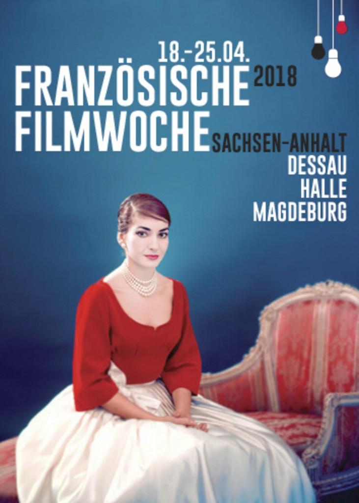 Französische Filmwoche Sachsen-Anhalt 2018