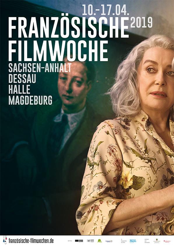 französische Filmwoche 2019