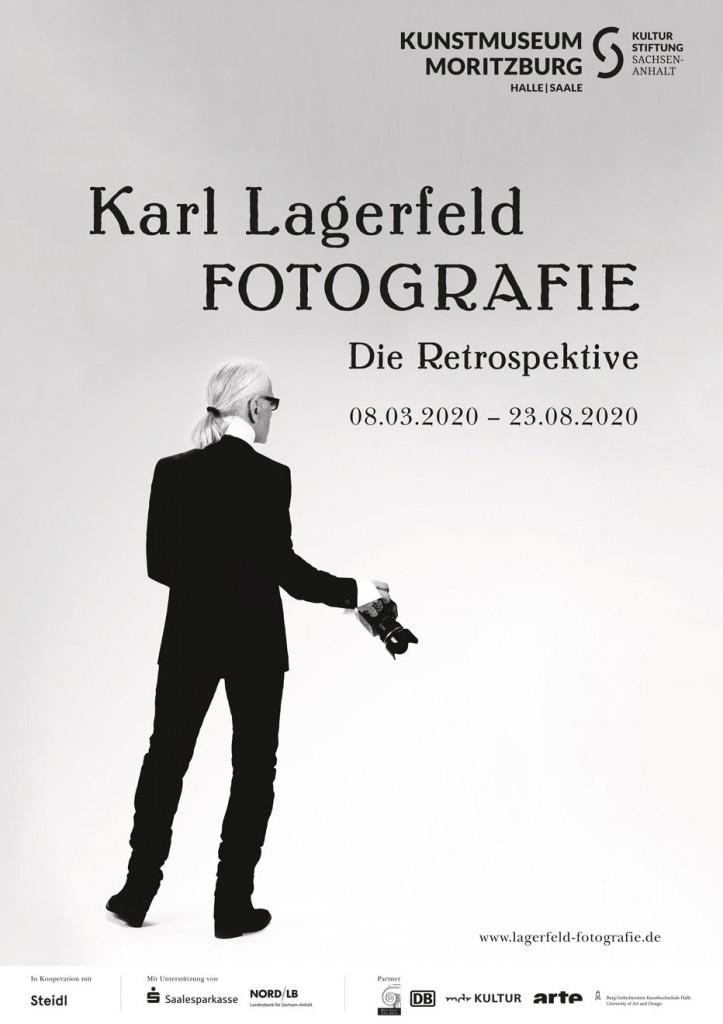 KARL LAGERFELD. FOTOGRAFIE Die Retrospektive