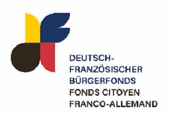 Logo Deutsch-Französischer Bürgerfonds